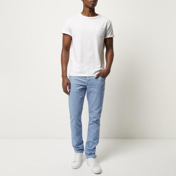 River Island - – slim jeans  - 5