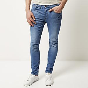 Light blue Eddy skinny jeans