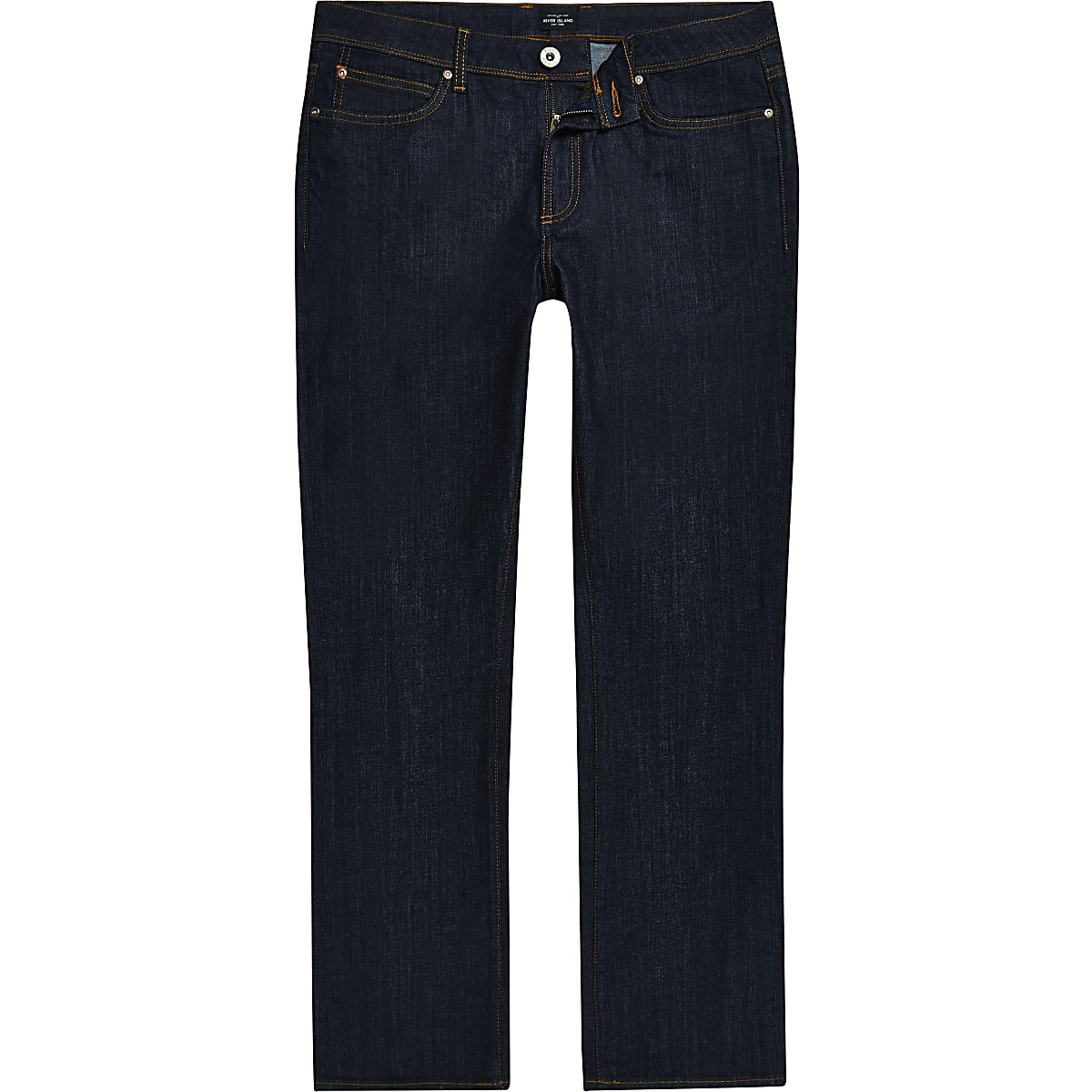 Dark blue Clint bootcut jeans
