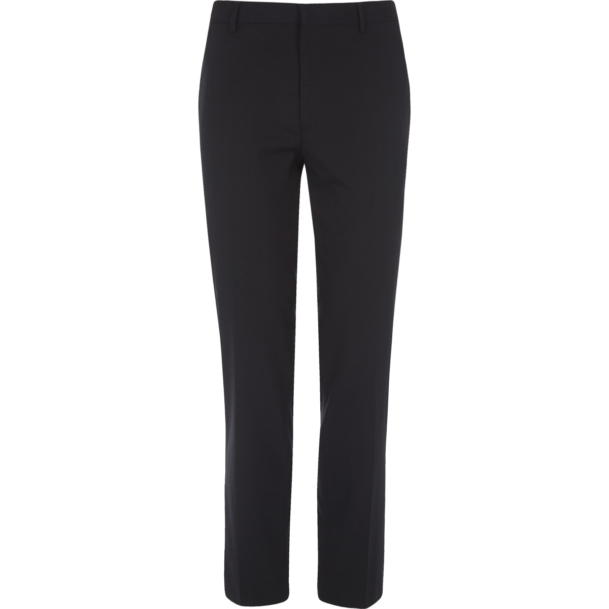 Navy skinny fit suit trousers