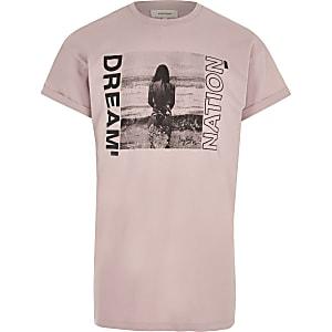 "Pinkes T-Shirt ""Dream Nation"""