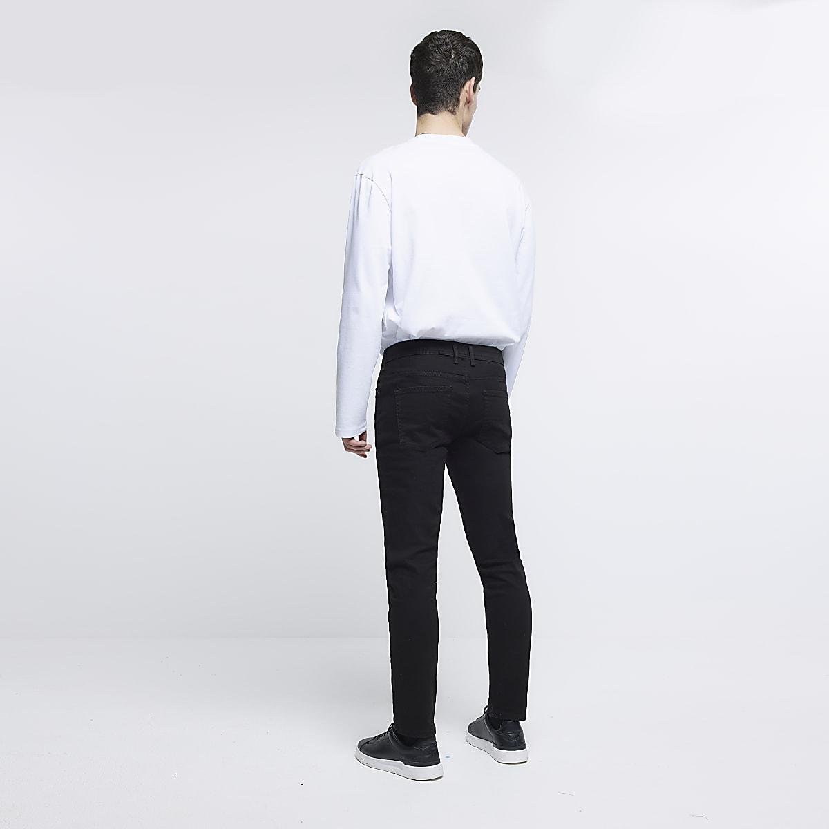 premium selection 965be 9aaf3 Black Sid skinny jeans