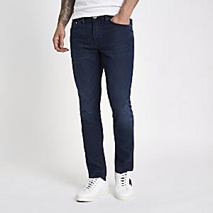 Dark blue fade Dylan slim fit jeans