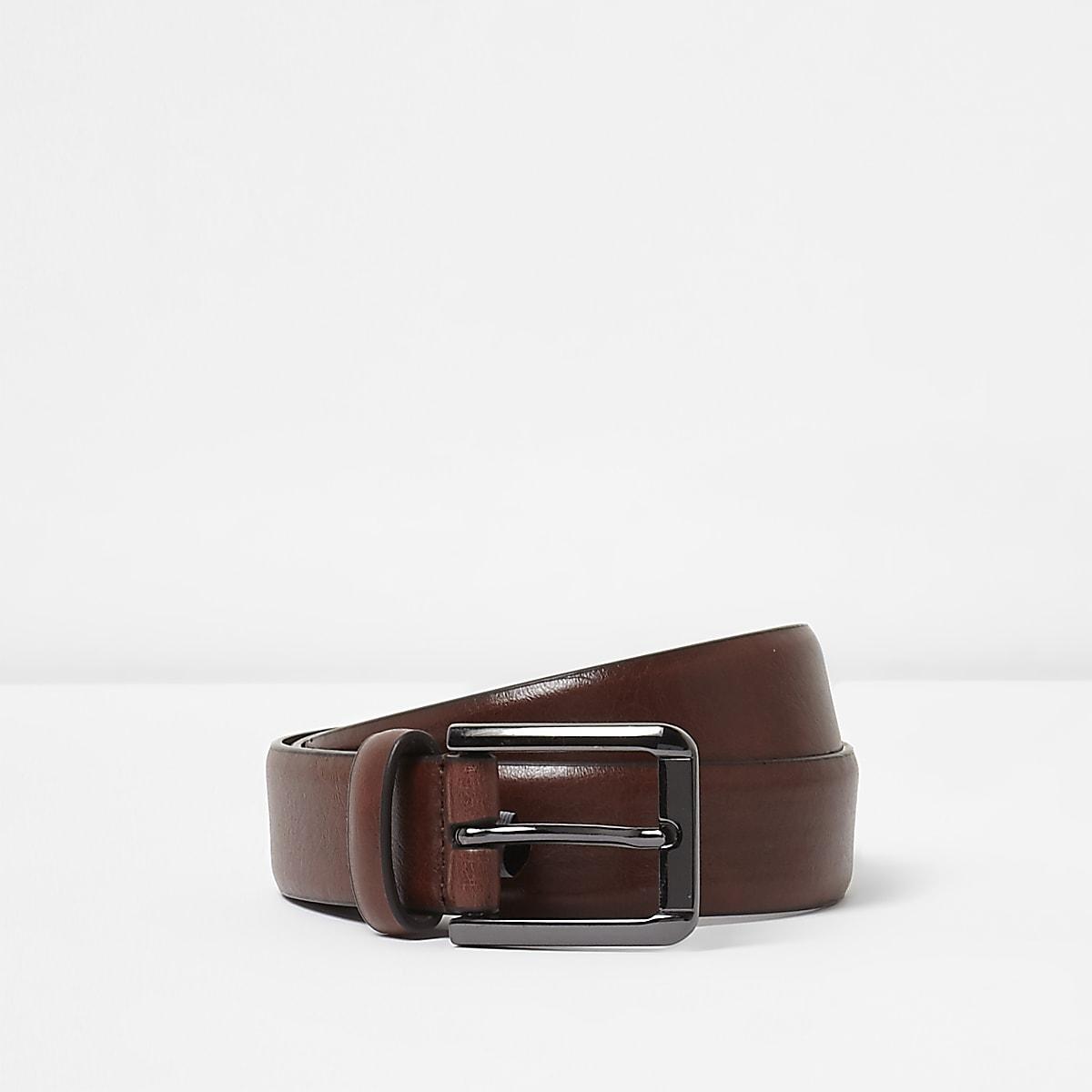 Tan smart belt