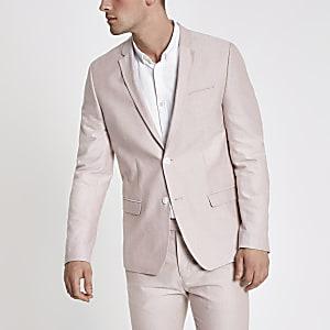 Rosa Skinny Fit Oxford-Blazer