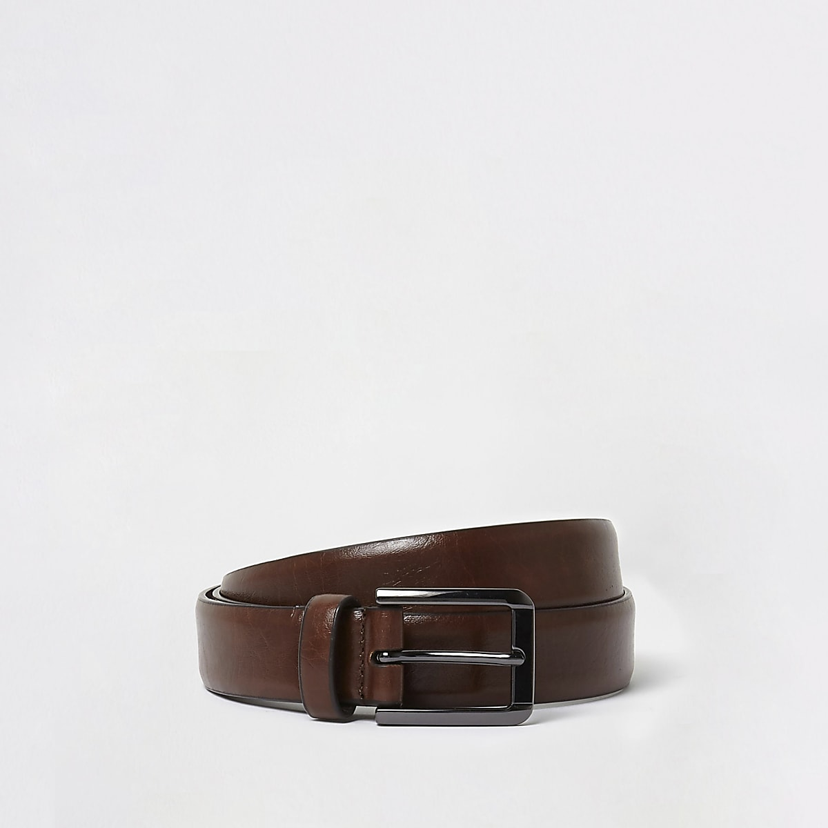 Big and Tall brown belt