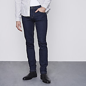 Monkee Genes dark blue skinny jeans