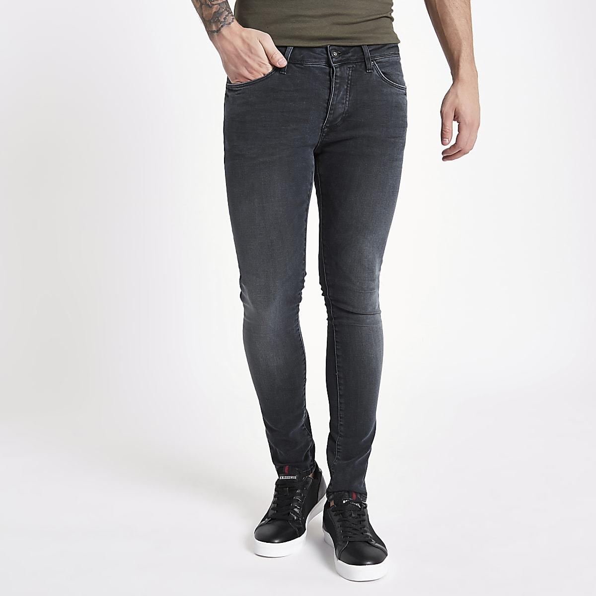 Dark blue Jerry super skinny jeans