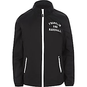 Franklin & Marshall navy lightweight jacket