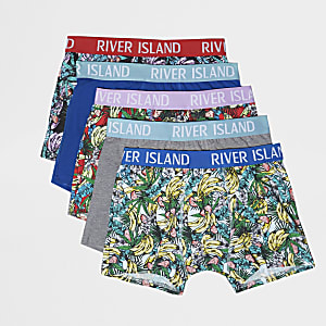 Big and Tall Banana Rama trunks 5 pack