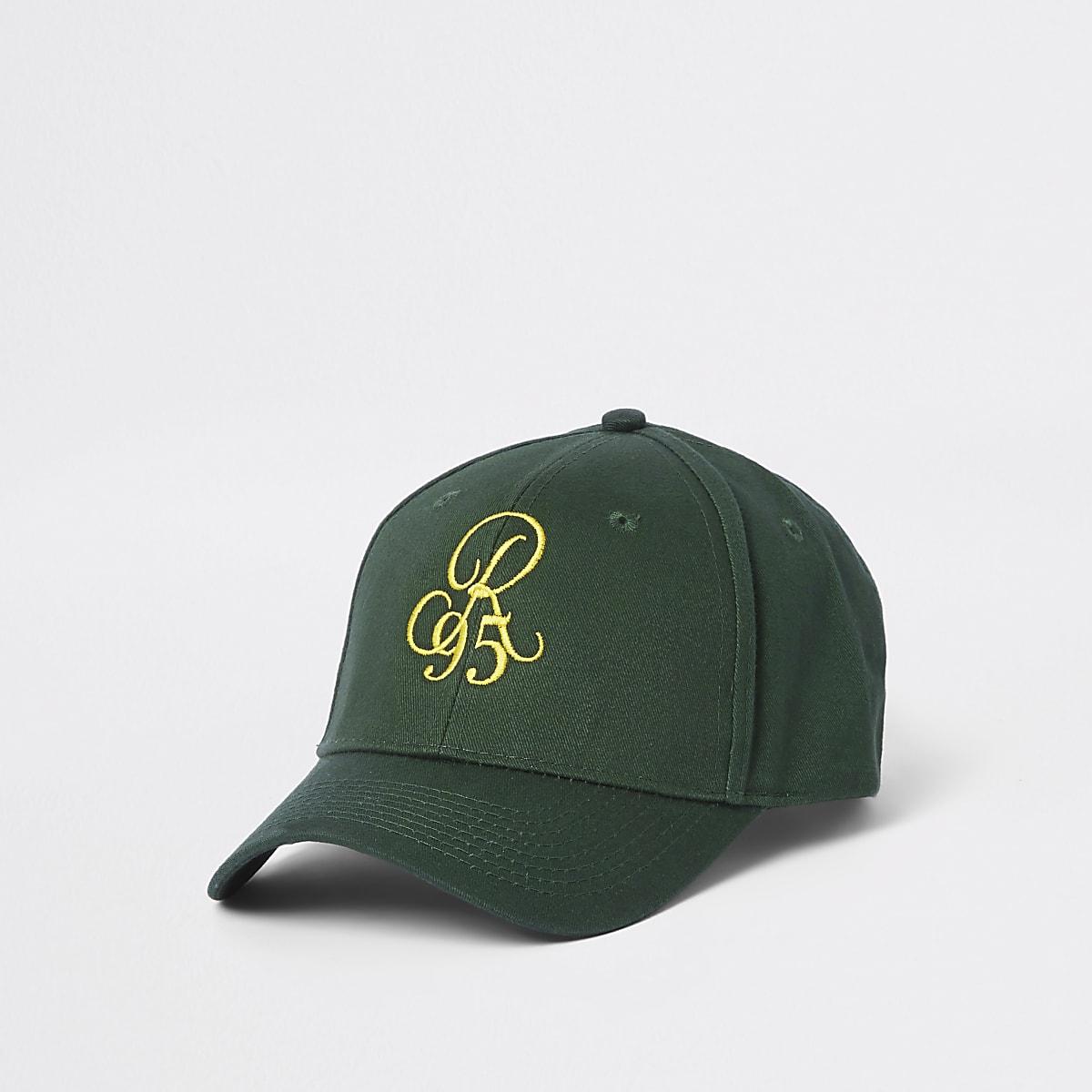 Green R95 baseball cap