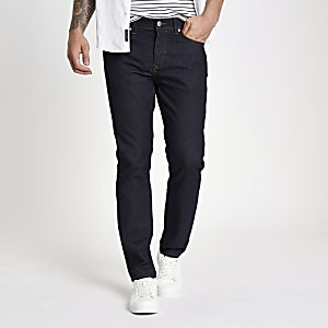 Dark blue rinse Dylan slim fit jeans