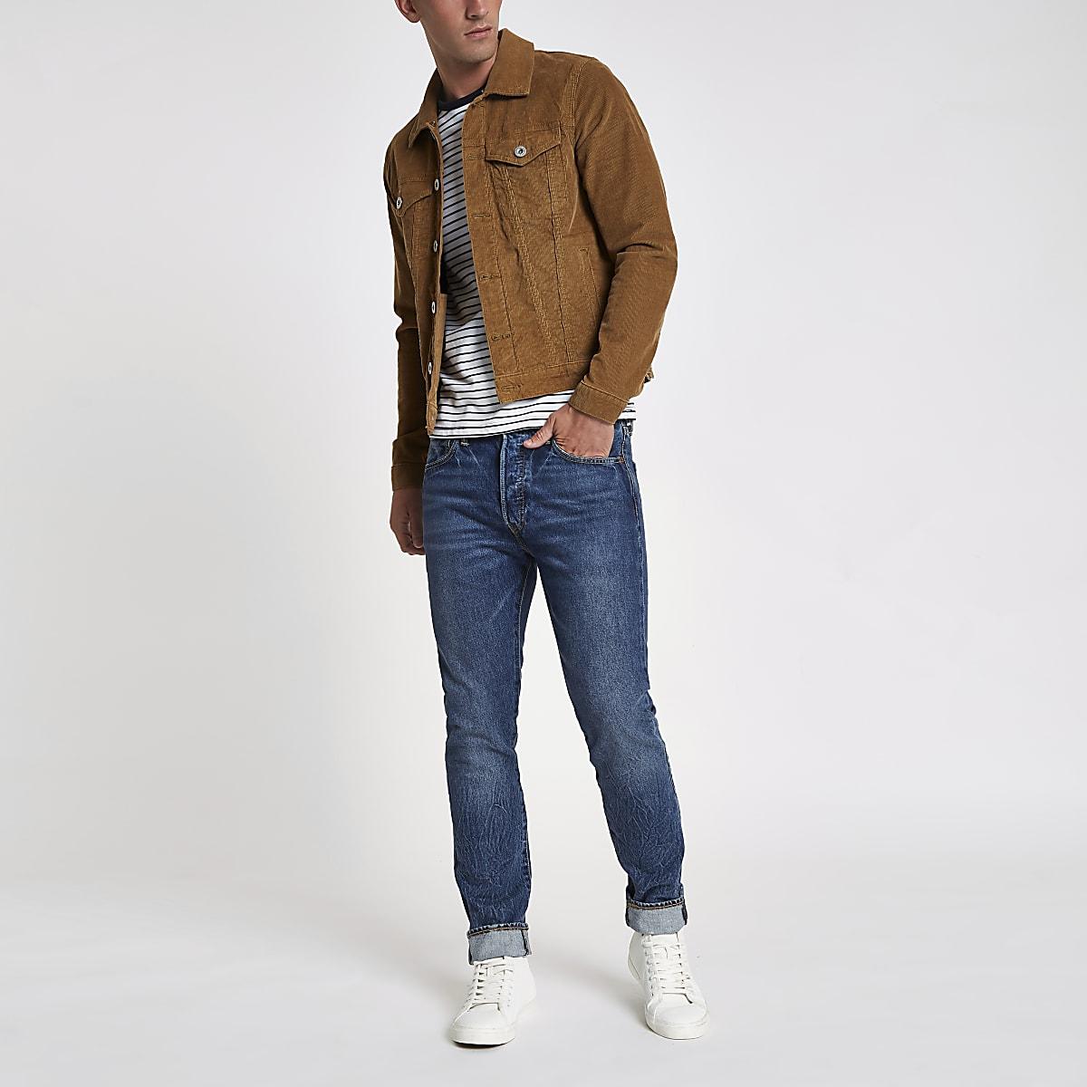 9226d0cd Levi's blue 501 skinny jeans - Skinny Jeans - Jeans - men
