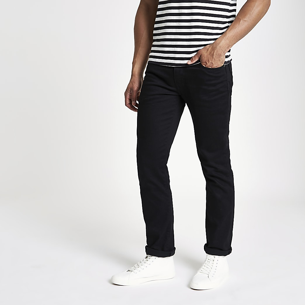 Levi's 511 black slim fit jeans