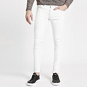 7da22127 White Jeans | Men Sale | River Island