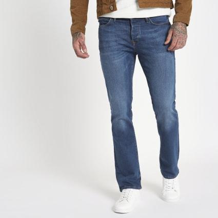 Blue Clint bootcut jeans