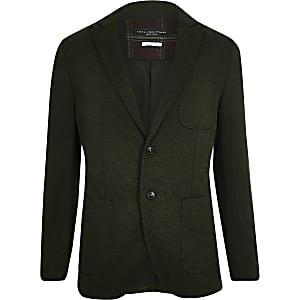 Jack & Jones Premium – Blazer vert
