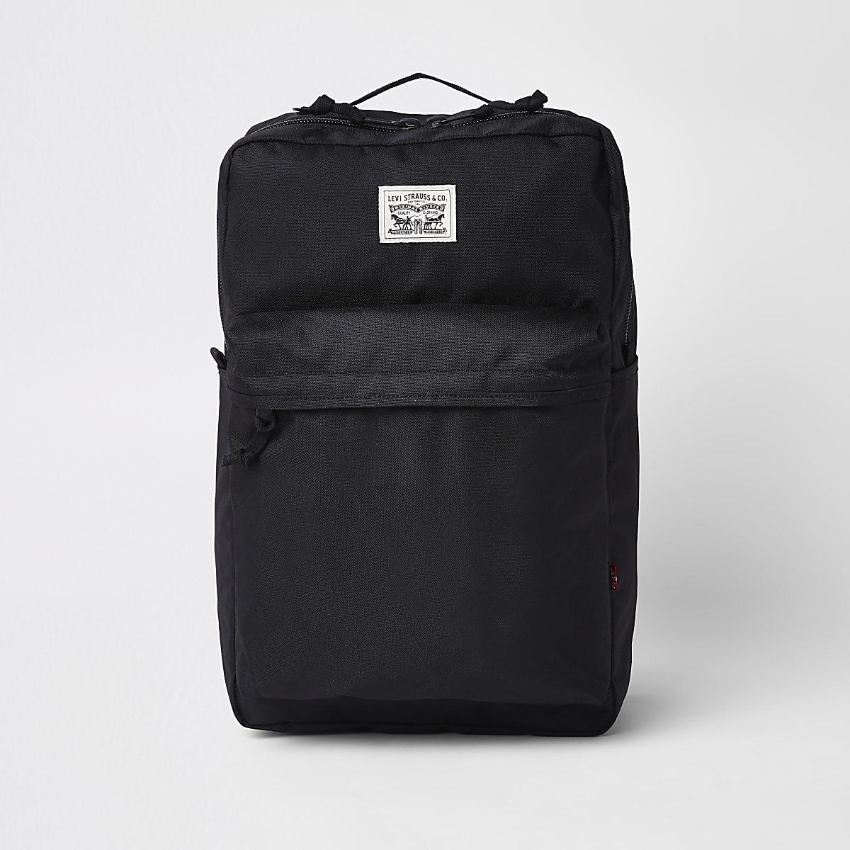 b93349472f3 Levi's black backpack - Backpacks / Rucksacks - Bags - men