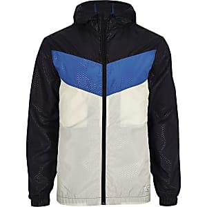 Jack & Jones lightweight hooded jacket