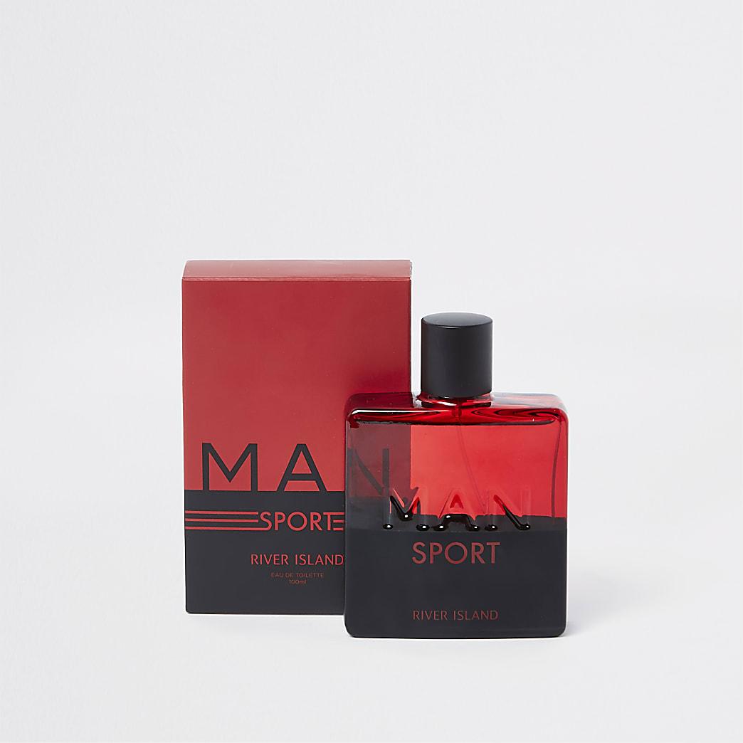 Red RI Man Sport eau de toilette