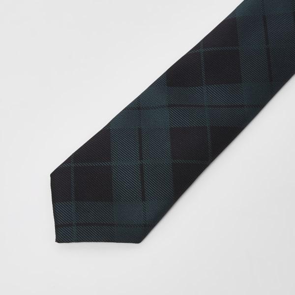 River Island - karierte krawatte - 3