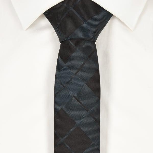 River Island - karierte krawatte - 2