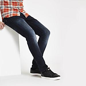 Pepe Jeans – Stanley – Blaue Jeans