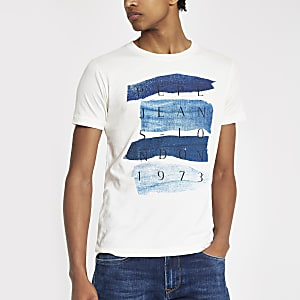 "Pepe Jeans – Slim Fit T-Shirt ""1973"""