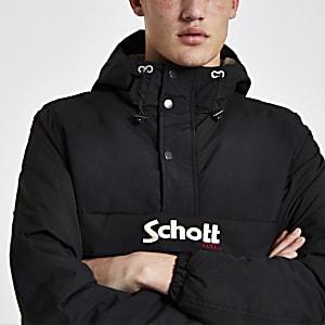 Schott – Anorak noir
