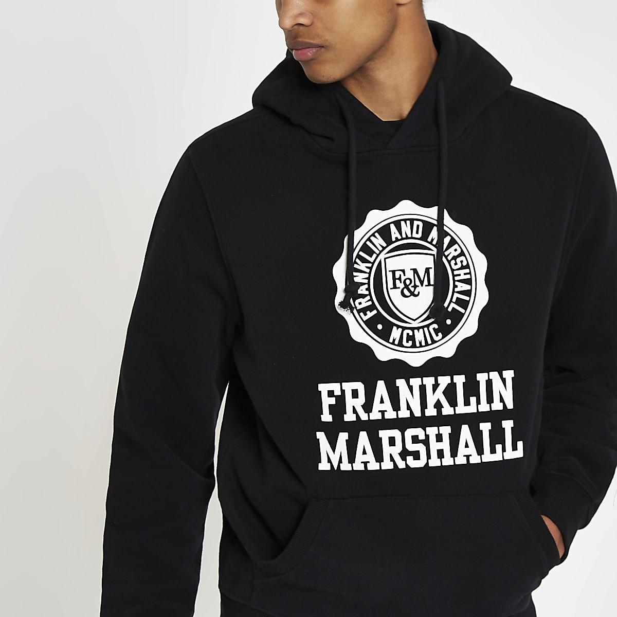 095f4da7aa8 Franklin & Marshall black hoodie