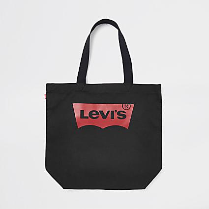 Levi's black tote bag