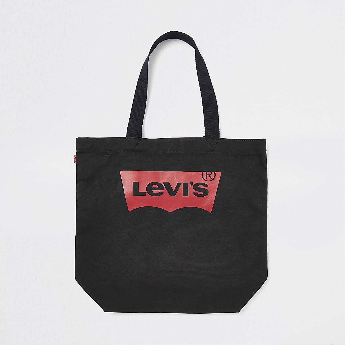 7998e93936b49 Startseite · Herren · Taschen  Levi s – Schwarze Tote Bag. Levi s – Schwarze  Tote Bag Levi s – Schwarze Tote ...