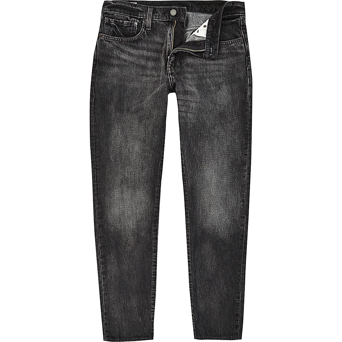 52a9041a6a0 Levi's black denim 512 slim taper fit jeans - Slim Jeans - Jeans - men