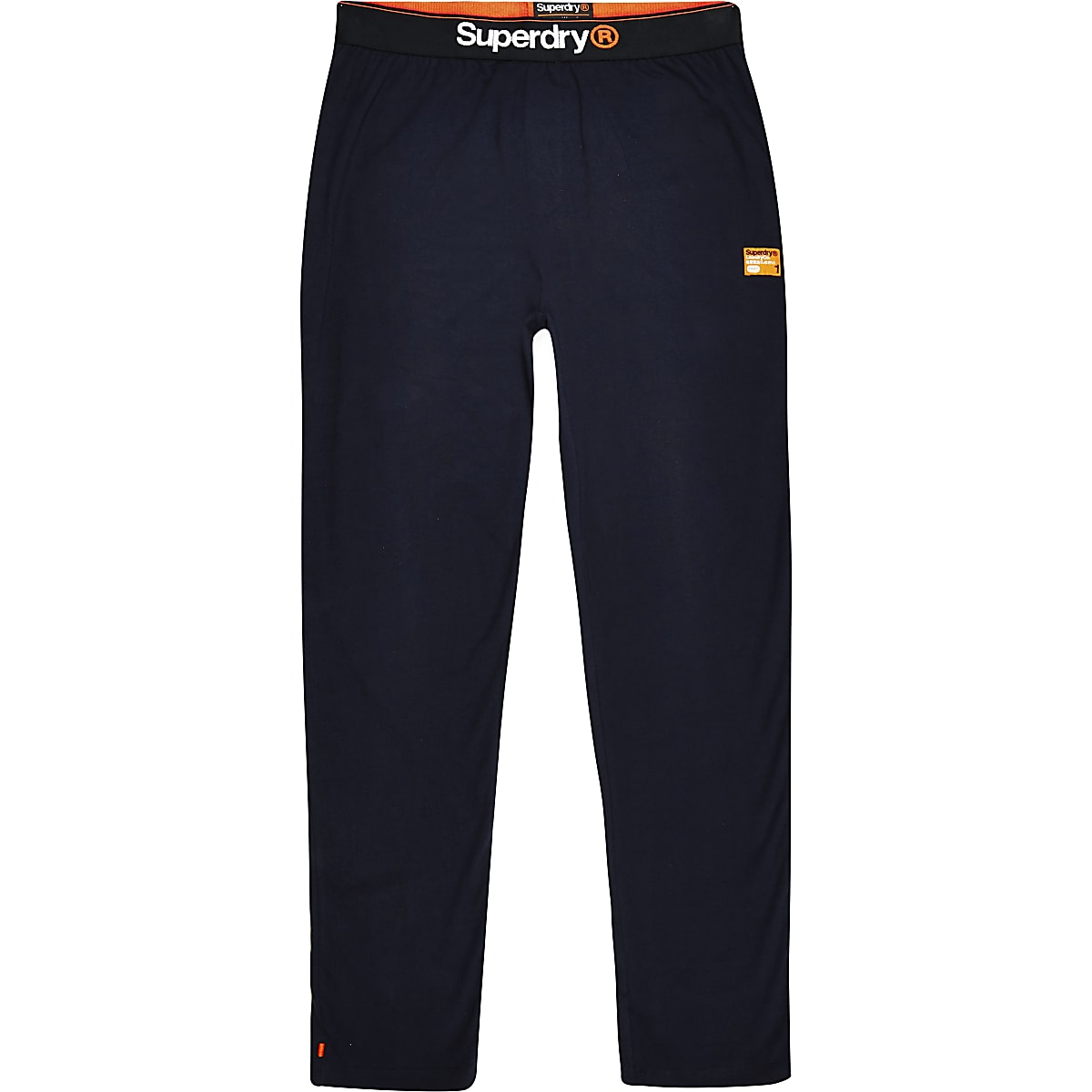 Superdry navy loungewear trousers