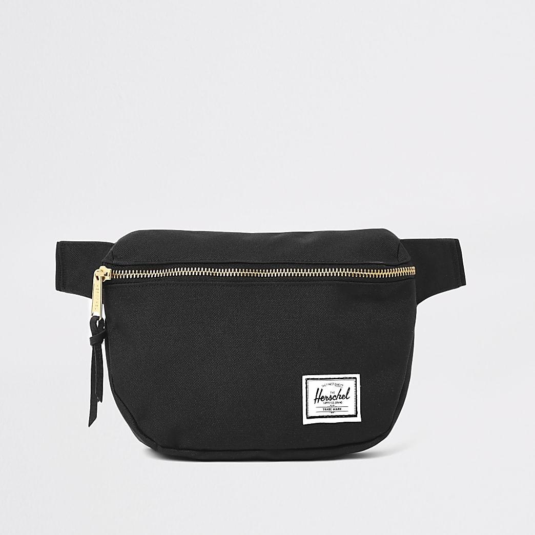 Herschel black Fifteen hip pack