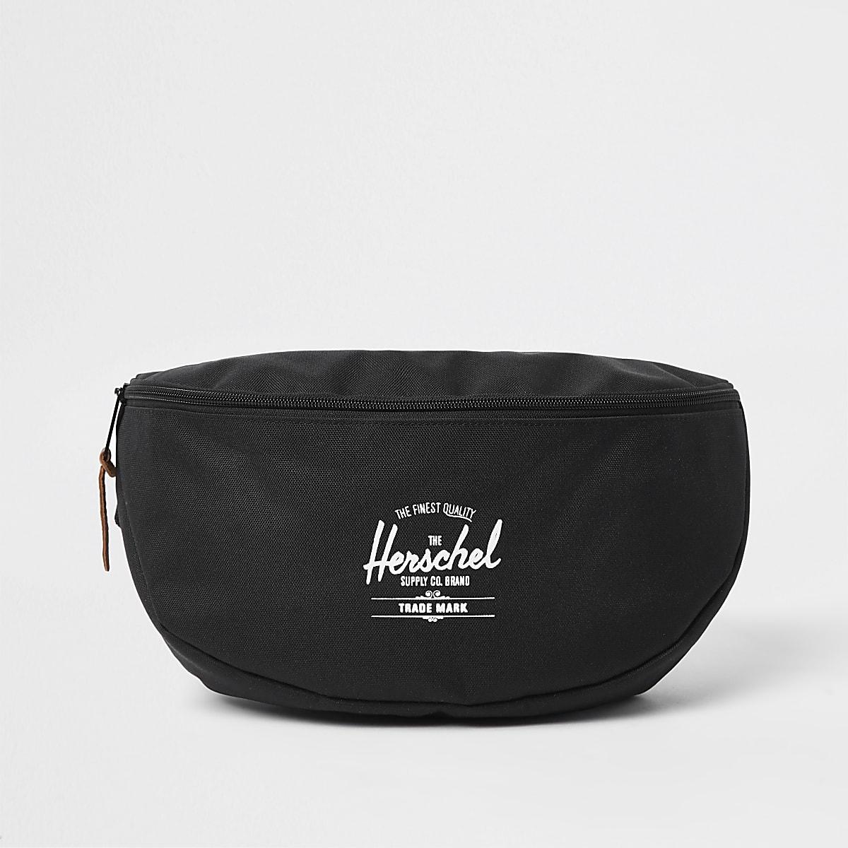 Herschel Sixteen black hip pack