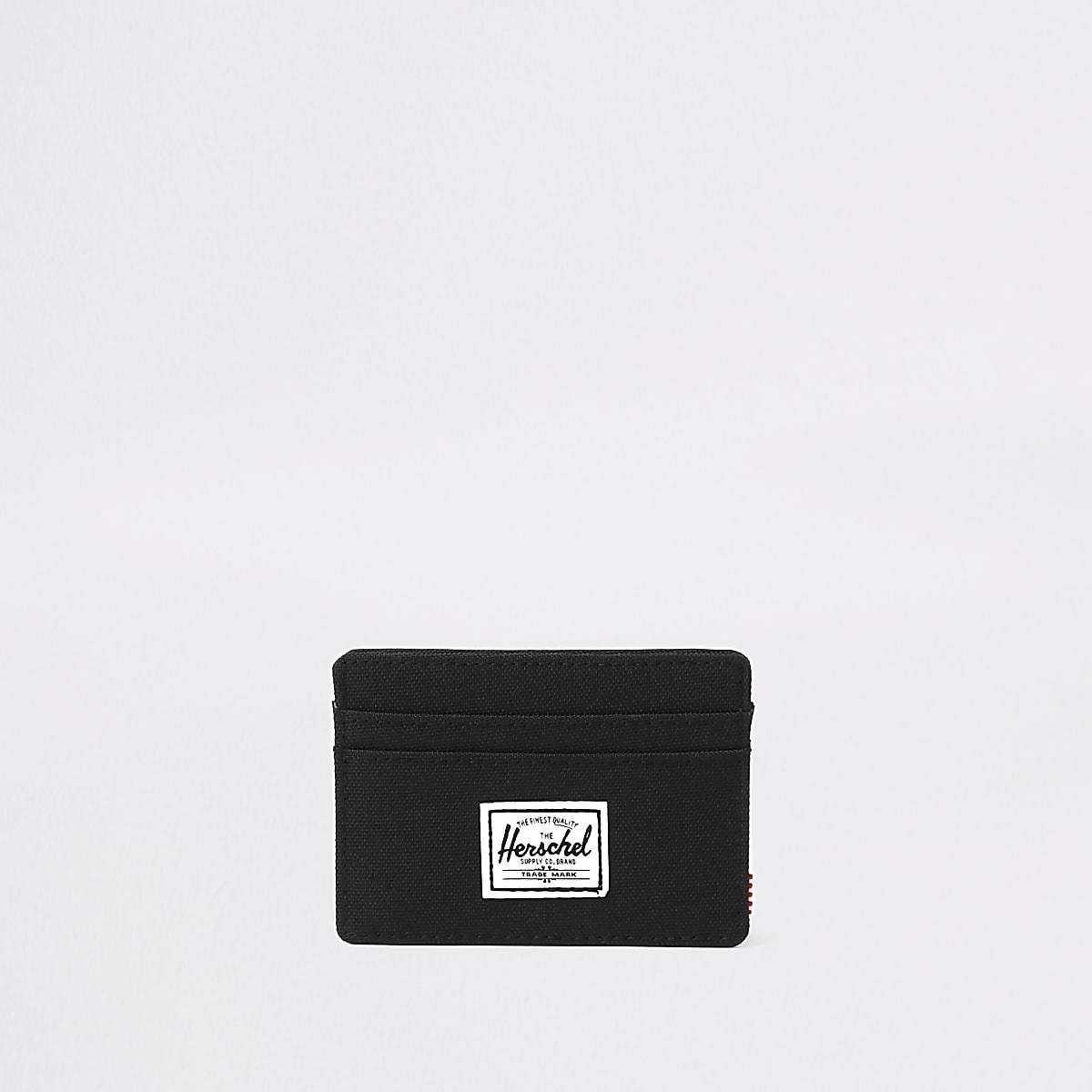 Herschel black Charlie cardholder