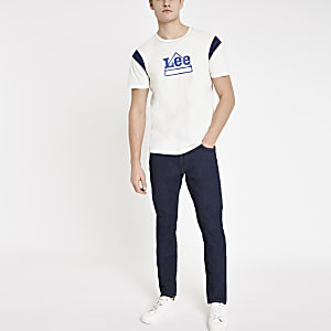 Lee – Blaue Slim Fit Jeans