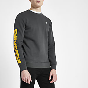 Only & Sons - Grijs NFL 'Redskins' sweatshirt