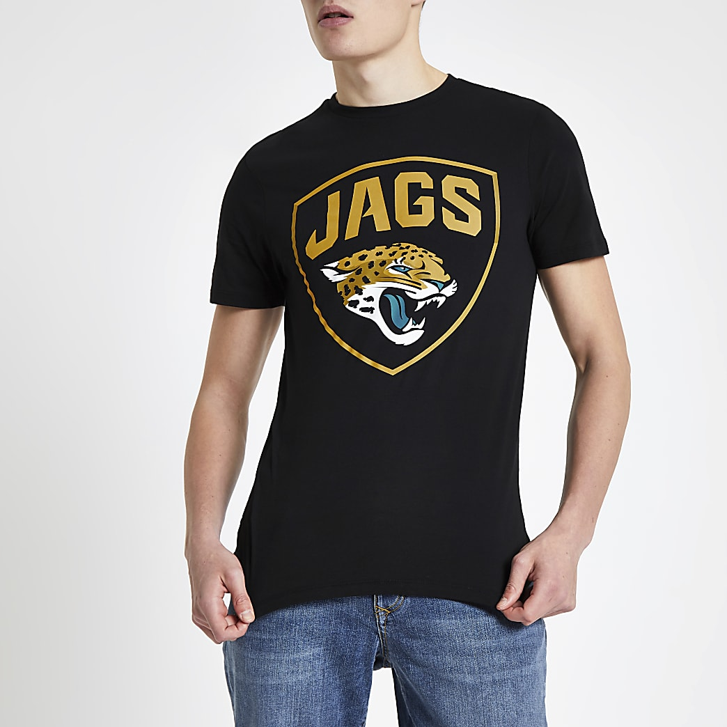 Only & Sons - Wit NFL Jags T-shirt