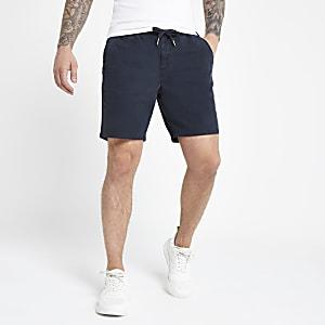 Superdry – Blaue Shorts