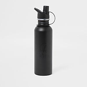 """Schwarze Wasserflasche """"R96"""""""