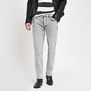 Grey wash Dylan slim fit jeans