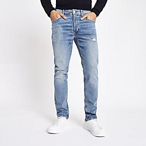 Dylan – Hellblaue Slim Fit Jeans