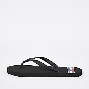 Levi's – Tongs sport noires