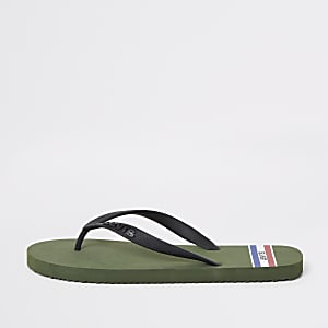 Levi's – Tongs sport kaki