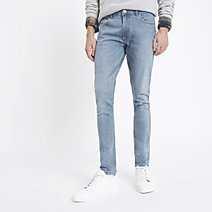 6b77ce502bdef Mid blue Sid skinny jeans