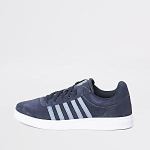 K-Swiss Court Cheswick - Blauwe sneakers