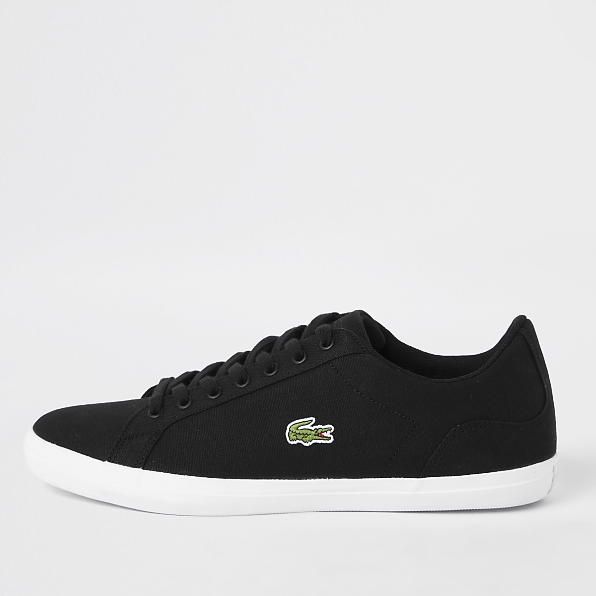 b721dddb83cc Lacoste Lerond black trainers - Trainers - Shoes   Boots - men