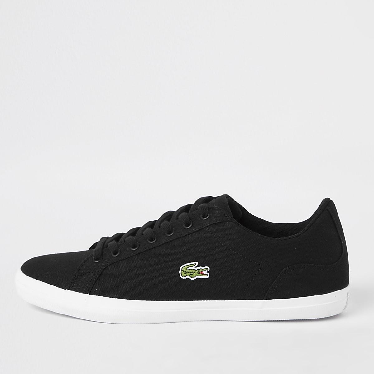 Lacoste Lerond black trainers